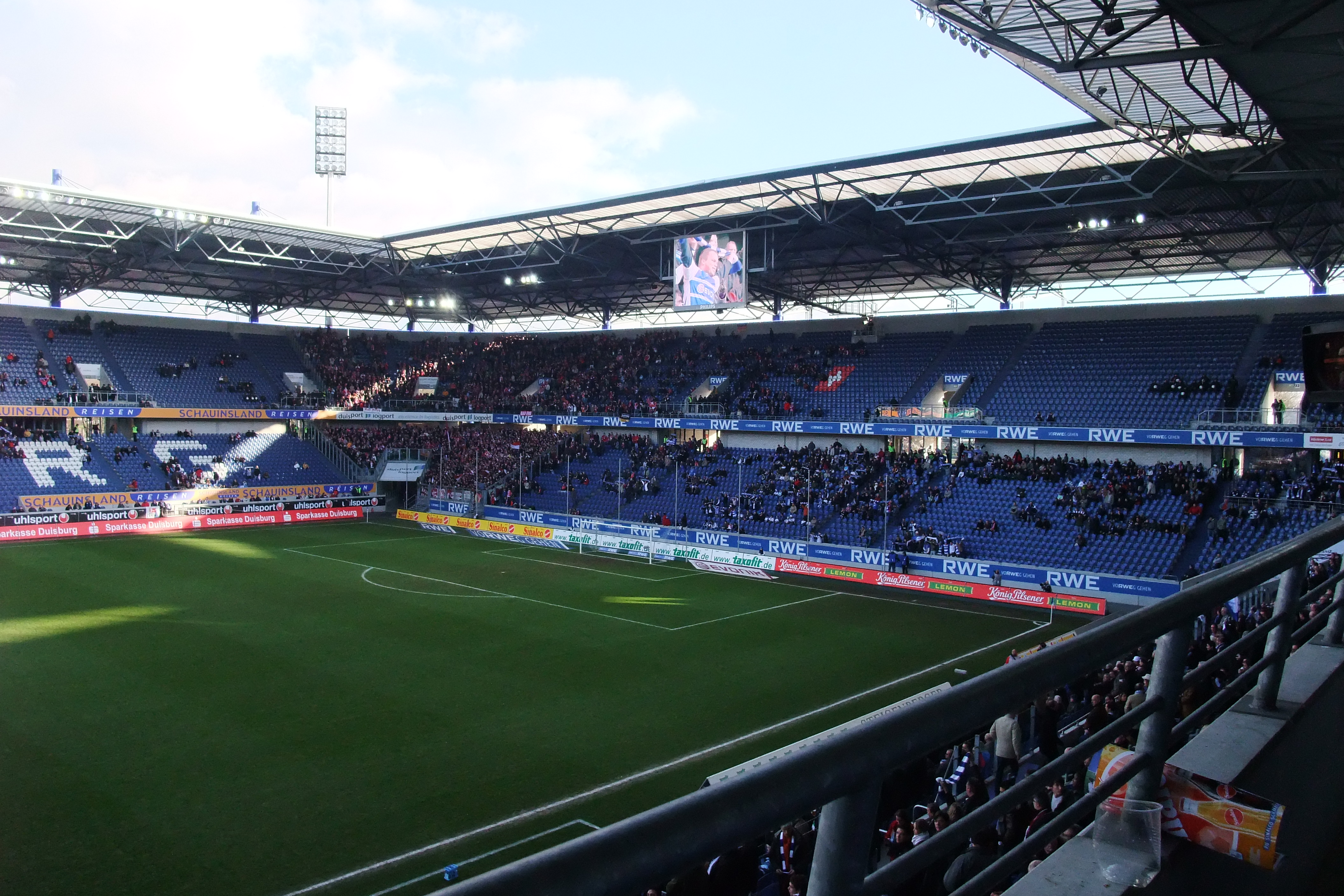 Duisburg Kaiserslautern