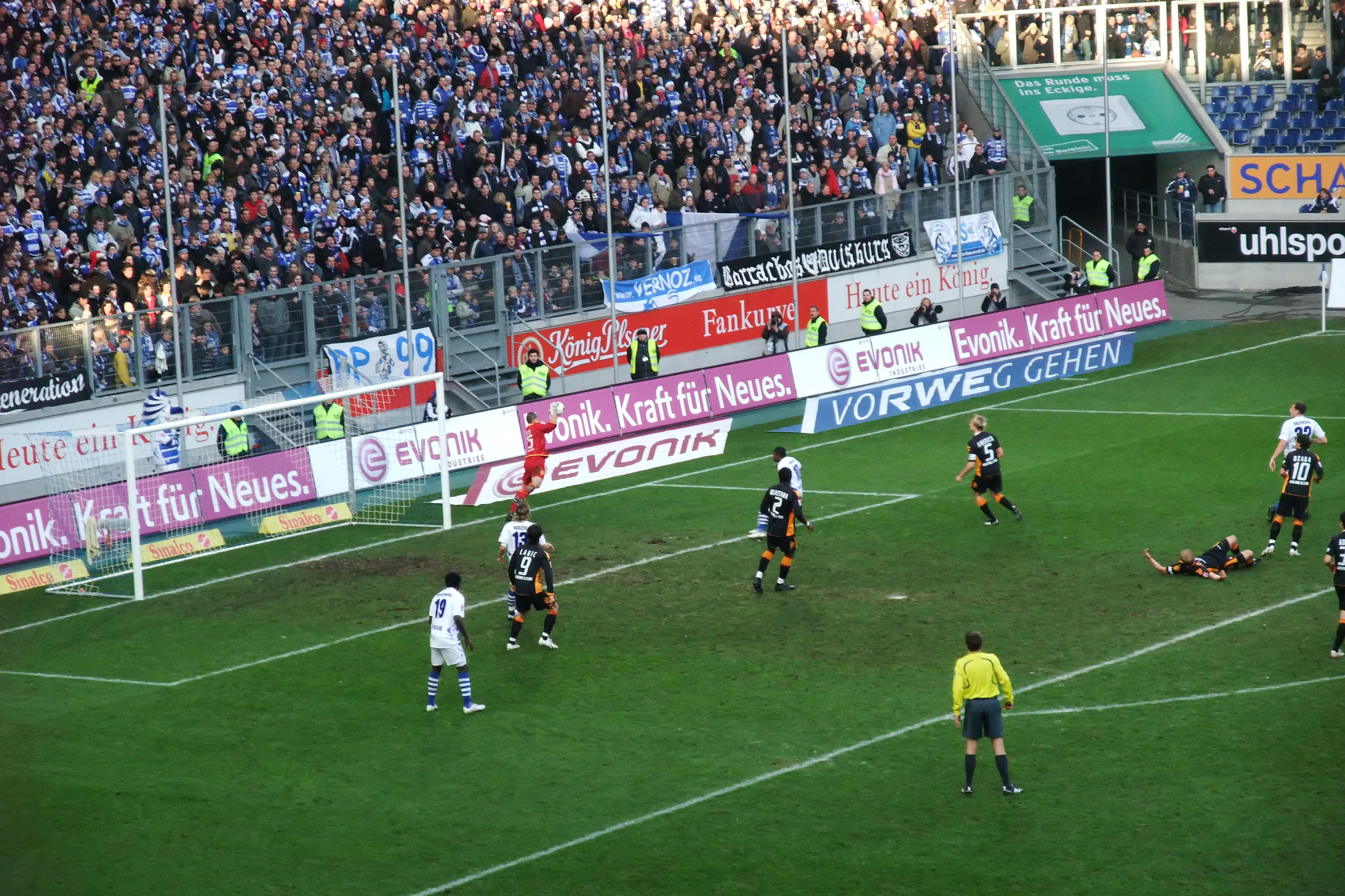 Msv Duisburg Gegen Kaiserslautern
