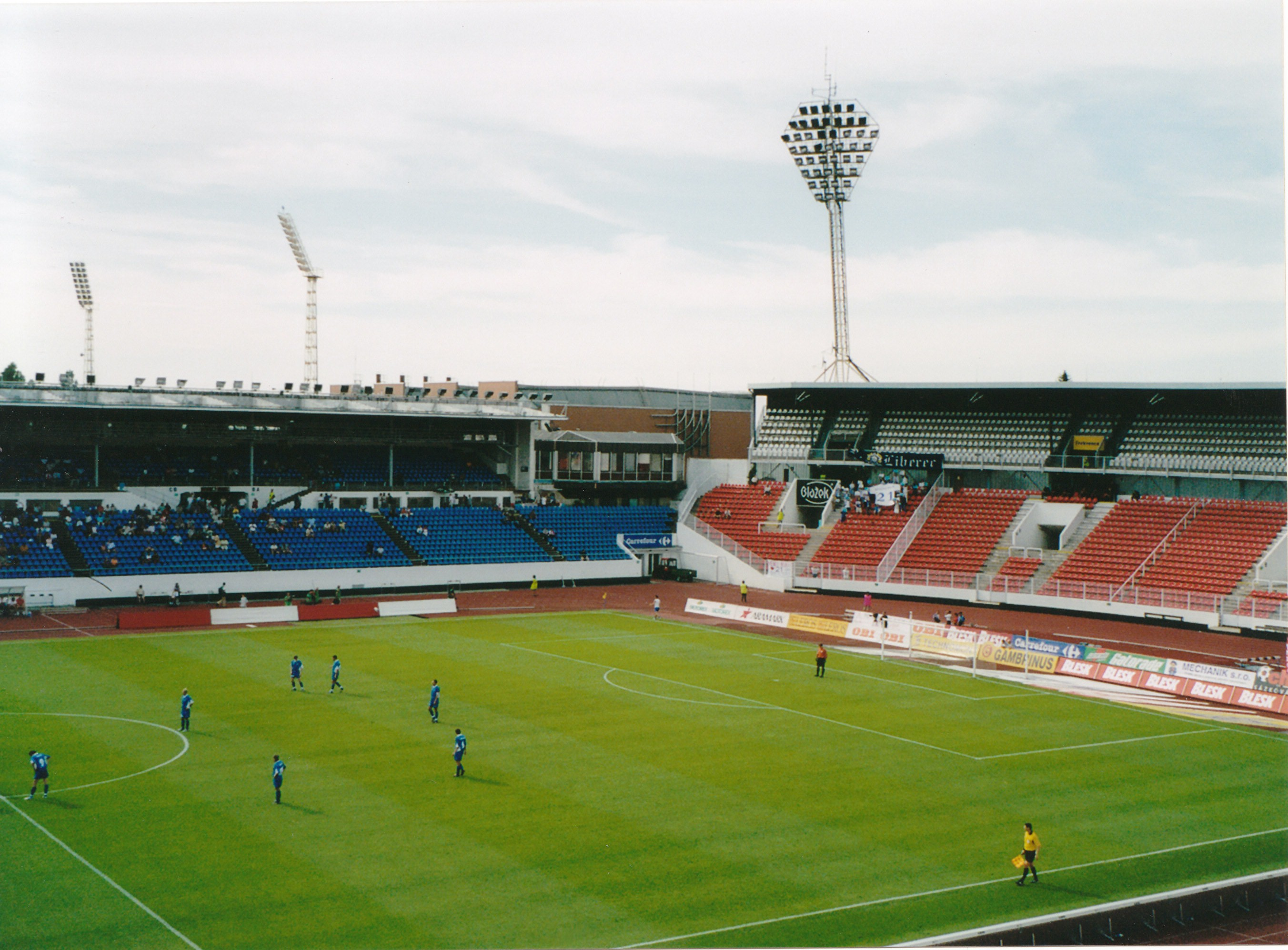 Slavie: Slavia Prague 1 Slovan Liberec 0