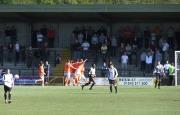 Hednesford 1 Salisbury 1 - late equaliser