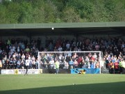 Hednesford's first penalty miss