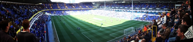 Panorama Spurs