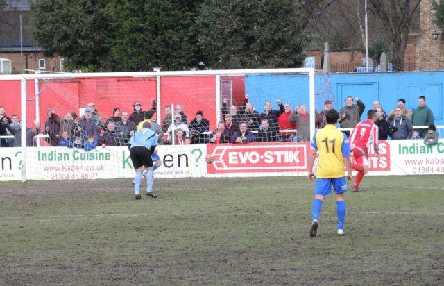 Stourbridge 29 4-0 to Stourbridge