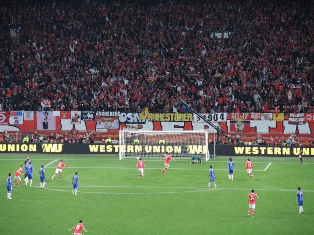 Benfica Chelsea 22