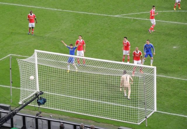 Benfica Chelsea 25