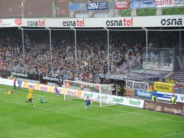 Osnabrück 20 2-0 to Osnabrück
