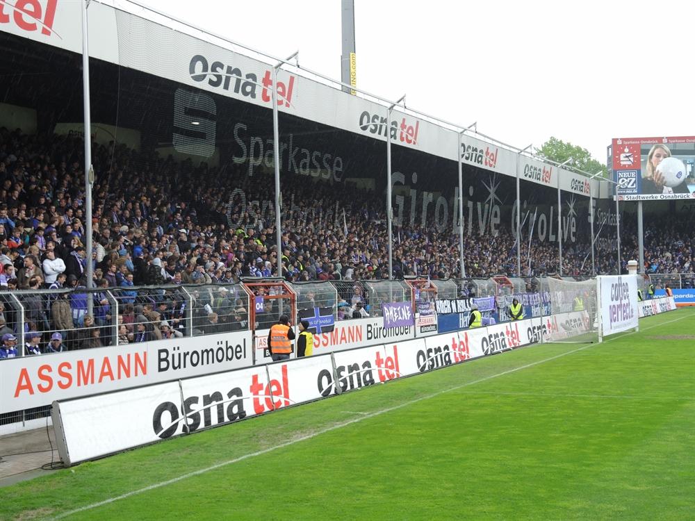Osnabrück 4 Alemannia Aachen 0 | Stadiums and Cities
