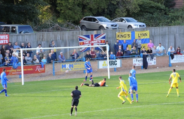 King's Lynn v Whitby 23 3-0