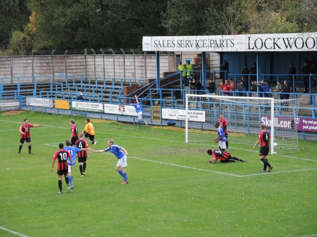 Stalybridge Celtic Bower Fold 17