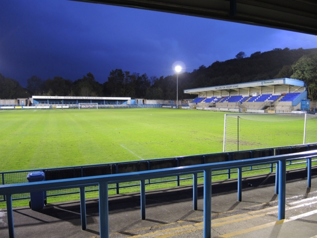 Stalybridge Celtic Bower Fold 36