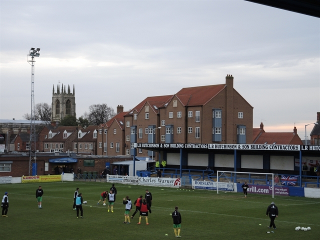 Gainsborough Trinity Northolme 05