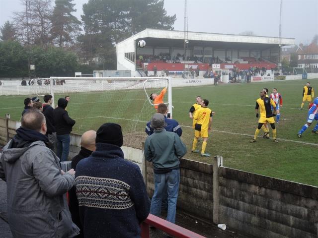Bromsgrove Sporting. Victoria Ground 11