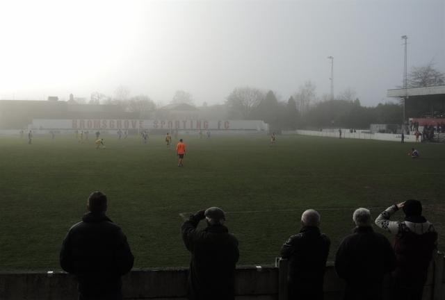 Bromsgrove Sporting. Victoria Ground 30