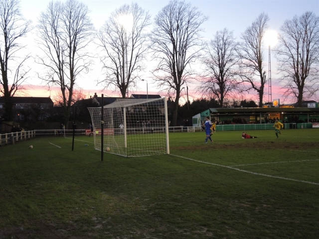 Hitchin Top Field 45