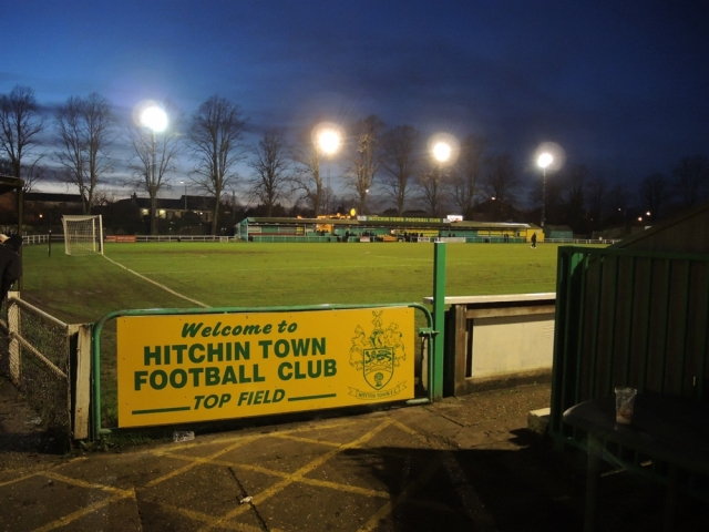 Hitchin Top Field 51
