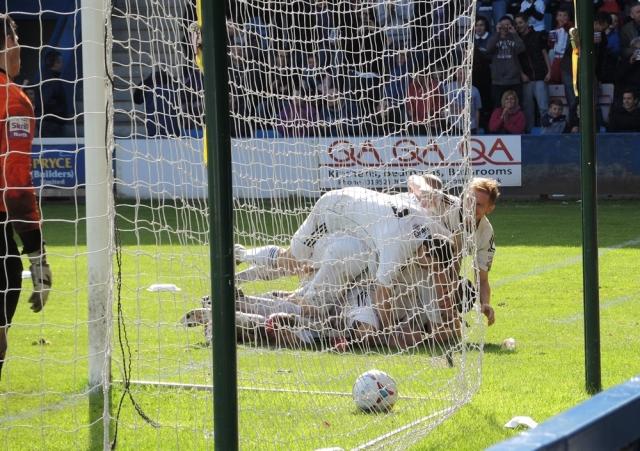 AFC Telford v Gainsborough 41