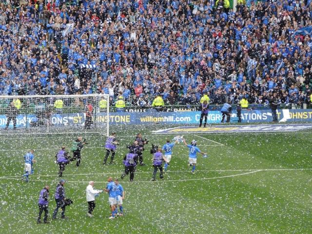 St Johnstone 2 Dundee United 0 - 95