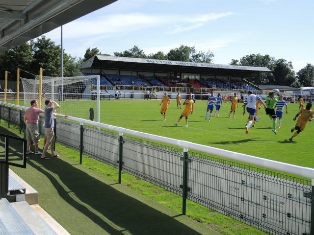 Sutton 4 Reading XI 0. 27