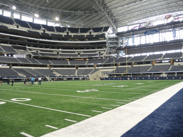 Dallas Cowboys Stadium 21