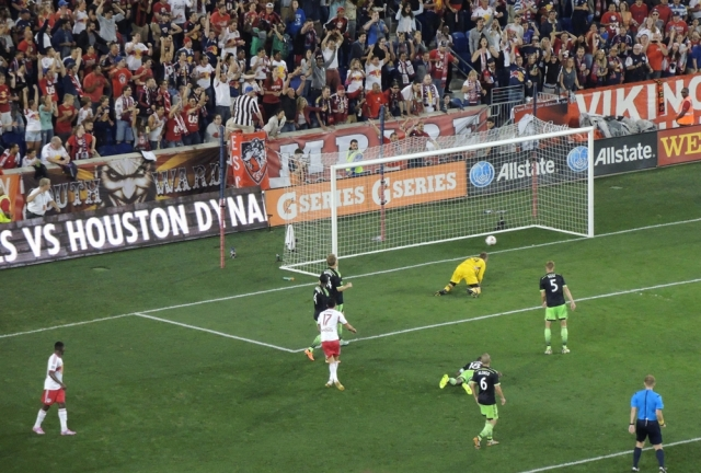 New York Red Bull 35 - 4-1 to NYRB