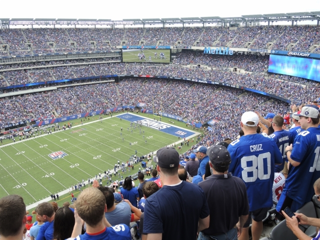 New York Giants 45