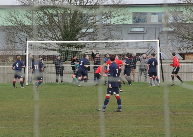 Haverhill Borough 18. 1-0 to Saffron Walden
