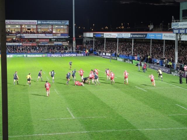 Gloucester v Connacht 28