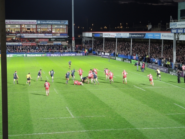 Gloucester v Connacht 28