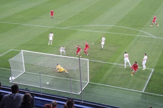 Denmark 2-0 Serbia, Letna Stadium 31 - 1-0 to Denmark