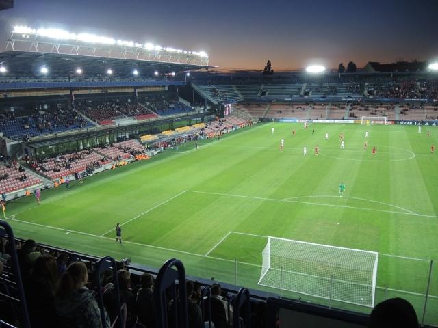 Denmark 2-0 Serbia, Letna Stadium 41