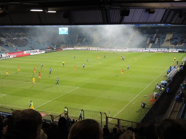 Bochum v Paderborn 29