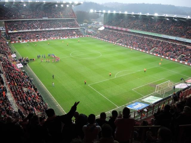 Standard Liege v Bruges 27
