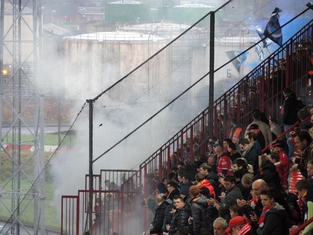 Standard Liege v Bruges 28