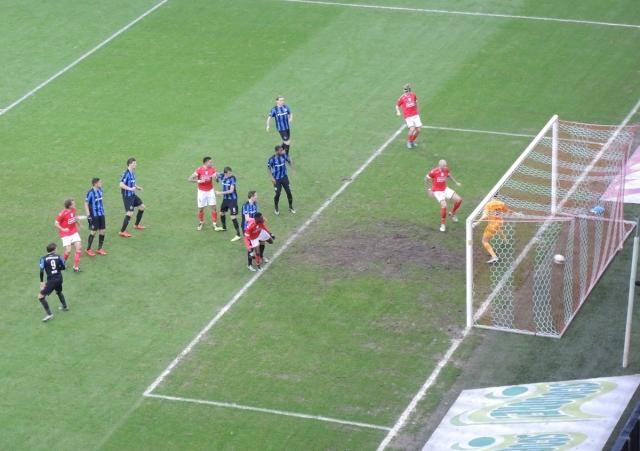 Standard Liege v Bruges 48 - 1-0