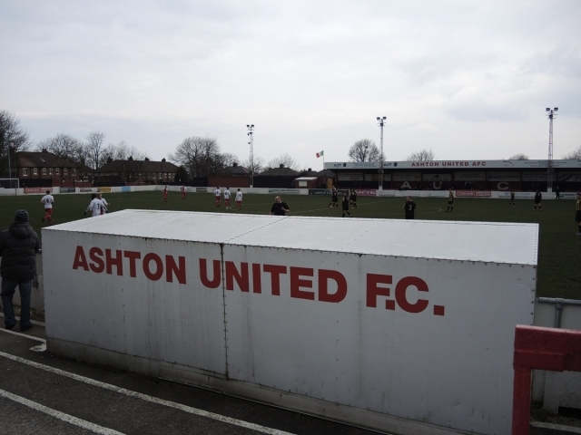 Hurst Cross, Ashton United 29