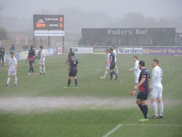 AFC Fylde v Bradford PA 40