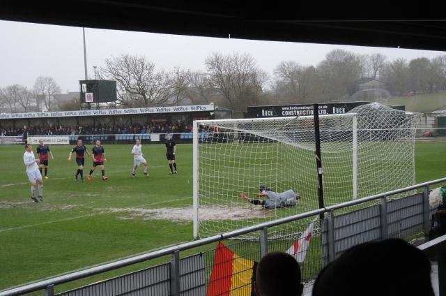 AFC Fylde v Bradford PA 45 - 1-0 to Fylde