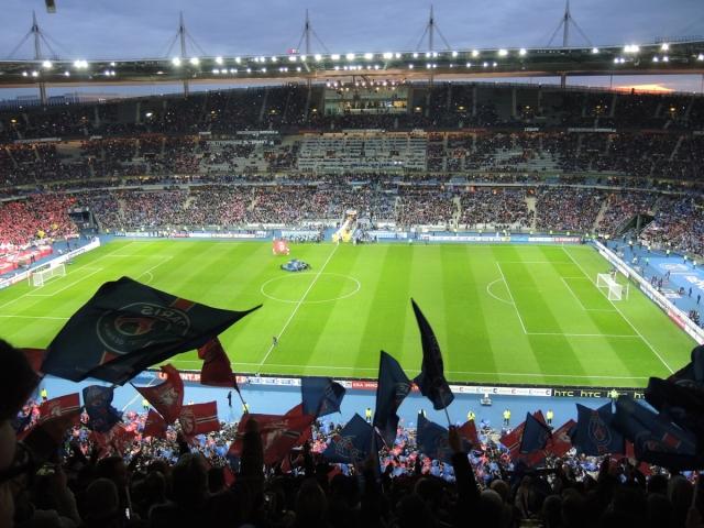 PSG v Lille 28