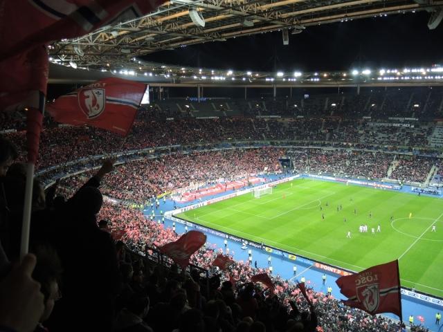 PSG v Lille 42