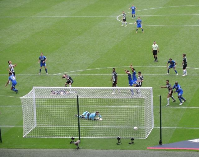 AFC Wimbledon 2 Plymouth 0 - 06
