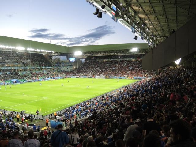 Iceland v Portugal 28