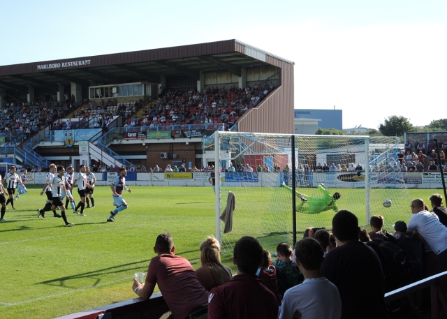 Weymouth v Dorchester 35 -2-0 to Weymouth