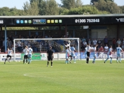 Weymouth v Dorchester 37 - 2-1