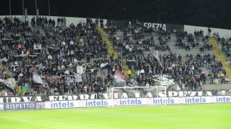 Spezia v Novara 07