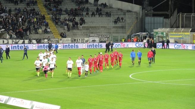 Spezia v Novara 10